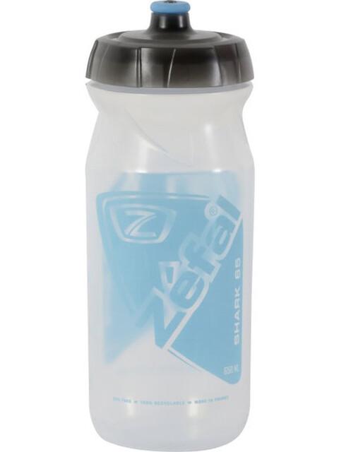 Zefal Shark Trinkflasche 650ml hellblau
